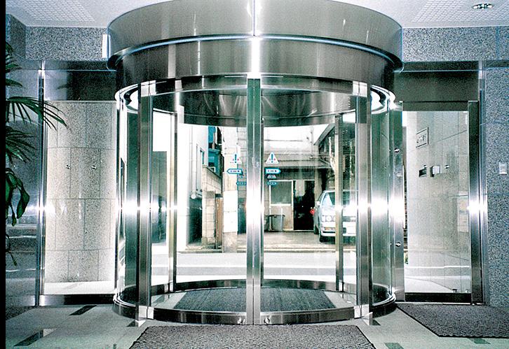 Circular Automatic Door EU Circular Door